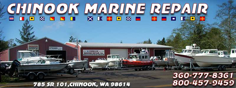 chinook marine repair